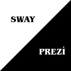 Sway vs Prezi ( Sunum Hazırlama Servisleri )